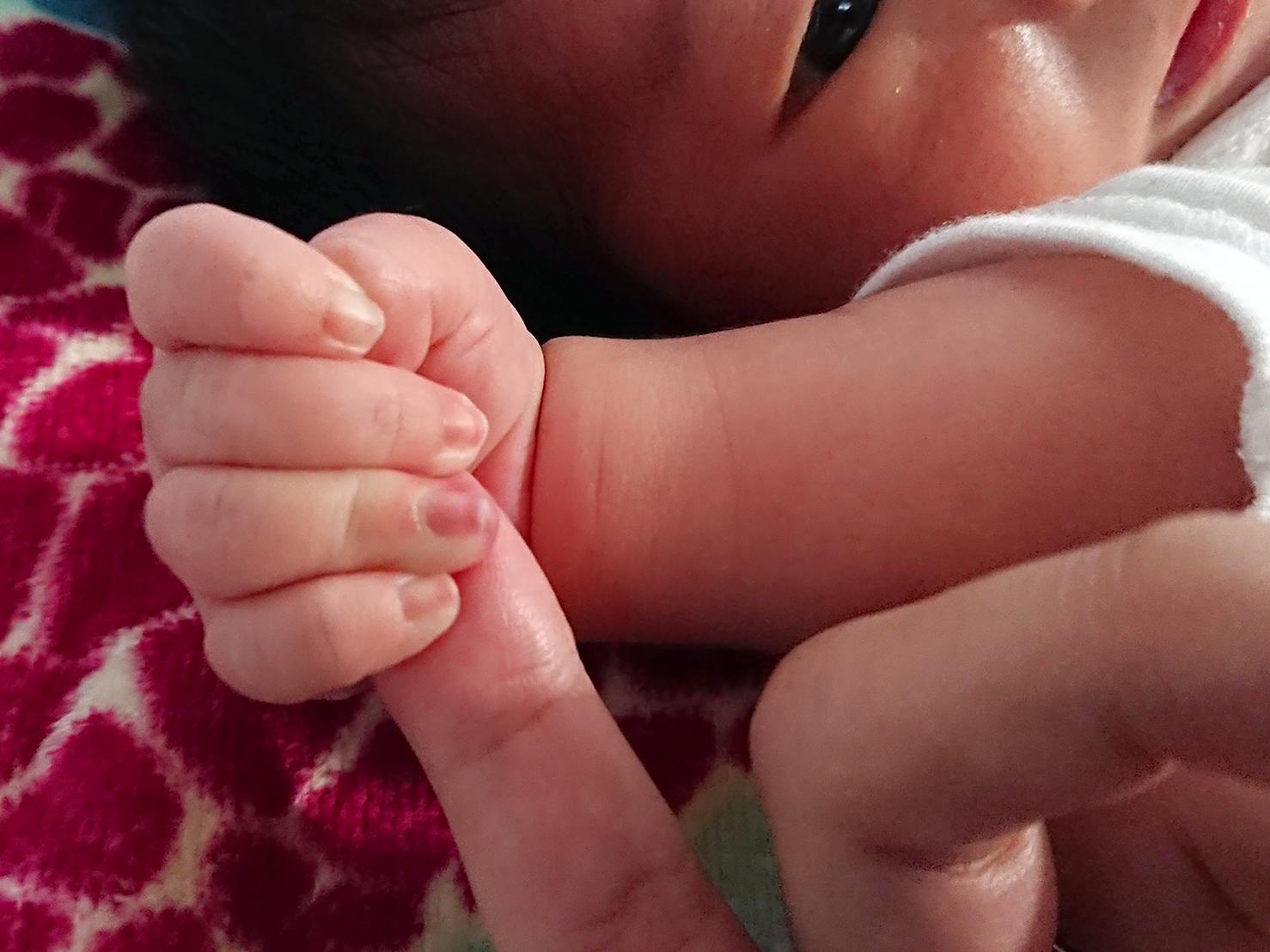 イメージ:出産報告